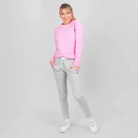Блуза Mirella Basic Crew - rose