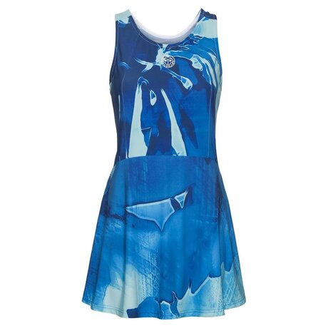 Youma Tech Dress (3 In 1) - turquoise dark blue