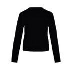 Блуза Mirella Basic Crew - black