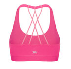 Letty Tech Strappy Bra - pink