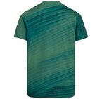 Тениска Enkil Tech V-Neck Tee - dark green dark blue