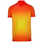 Belay Tech Polo - red neon orange yellow (FA19)